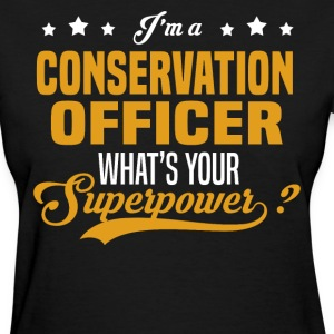 Conservation Officer - Women's T-Shirt