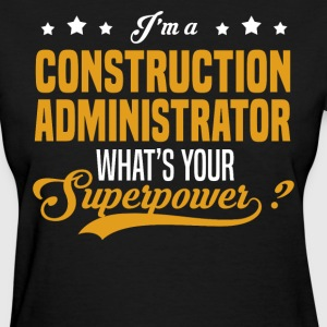 Construction Administrator - Women's T-Shirt