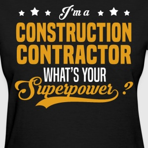 Construction Contractor - Women's T-Shirt