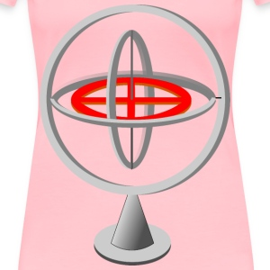 Gyroscope - Women's Premium T-Shirt
