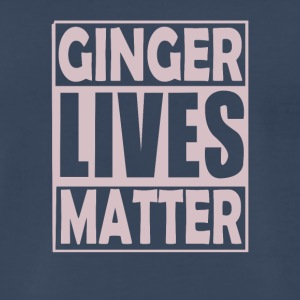 Ginger Lives Matte - Men's Premium T-Shirt