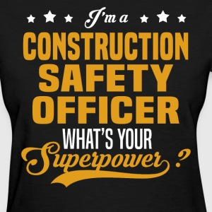 Construction Safety Officer - Women's T-Shirt