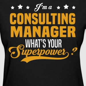 Consulting Manager - Women's T-Shirt