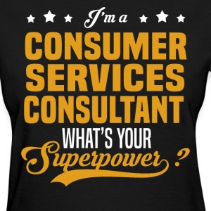 Consumer Services Consultant - Women's T-Shirt