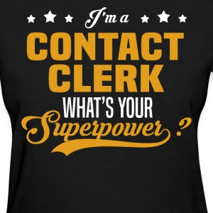 Contact Clerk - Women's T-Shirt