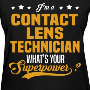 Contact Lens Technician - Women's T-Shirt