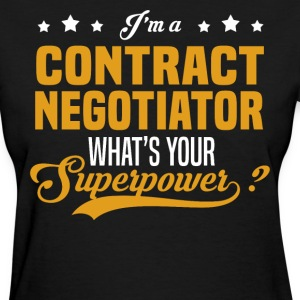 Contract Negotiator - Women's T-Shirt