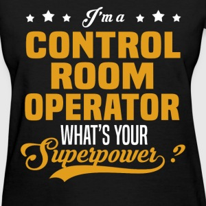 Control Room Operator - Women's T-Shirt