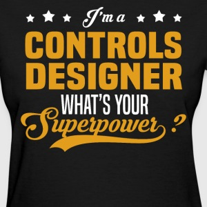 Controls Designer - Women's T-Shirt
