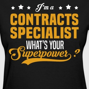Contracts Specialist - Women's T-Shirt