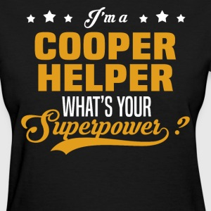 Cooper Helper - Women's T-Shirt