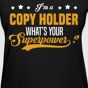 Copy Holder - Women's T-Shirt