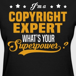 Copyright Expert - Women's T-Shirt