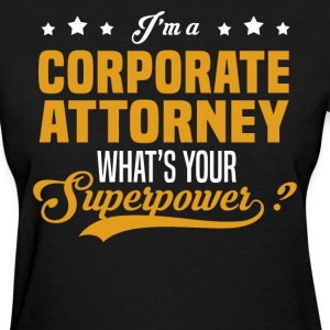 Corporate Attorney - Women's T-Shirt