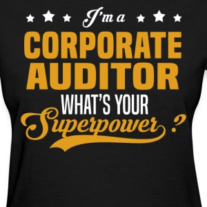 Corporate Auditor - Women's T-Shirt