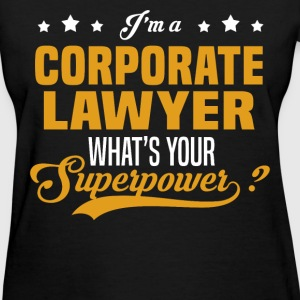 Corporate Lawyer - Women's T-Shirt