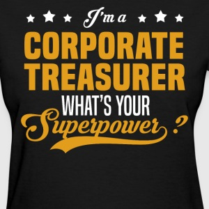 Corporate Treasurer - Women's T-Shirt