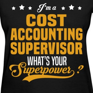 Cost Accounting Supervisor - Women's T-Shirt