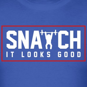 Snatch - Men's T-Shirt