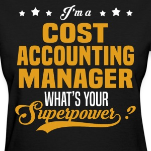 Cost Accounting Manager - Women's T-Shirt
