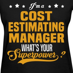 Cost Estimating Manager - Women's T-Shirt