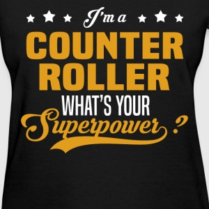 Counter Roller - Women's T-Shirt