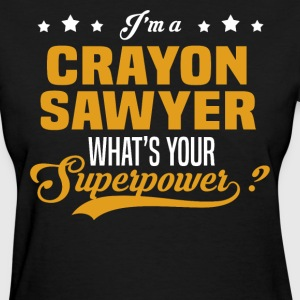 Crayon Sawyer - Women's T-Shirt