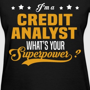 Credit Analyst - Women's T-Shirt
