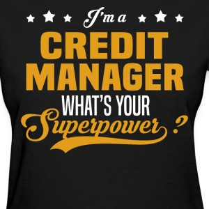 Credit Manager - Women's T-Shirt