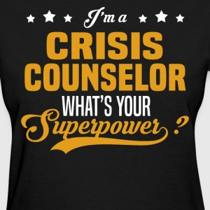 Crisis Counselor - Women's T-Shirt