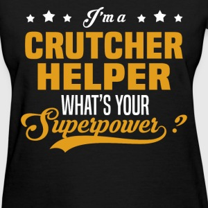 Crutcher Helper - Women's T-Shirt