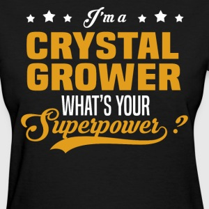 Crystal Grower - Women's T-Shirt