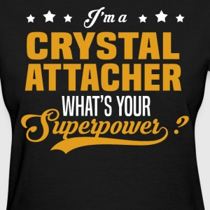 Crystal Attacher - Women's T-Shirt