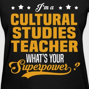 Cultural Studies Teacher - Women's T-Shirt