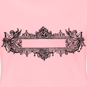 Ornate sign - Women's Premium T-Shirt