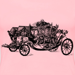 Carriage - Women's Premium T-Shirt