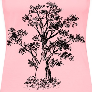 BaobabTree - Women's Premium T-Shirt