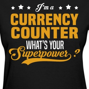 Currency Counter - Women's T-Shirt