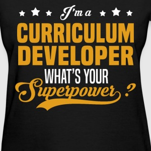 Curriculum Developer - Women's T-Shirt