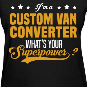 Custom Van Converter - Women's T-Shirt