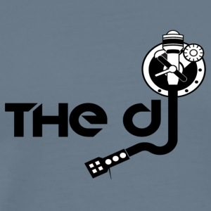 THE DJ - Men's Premium T-Shirt