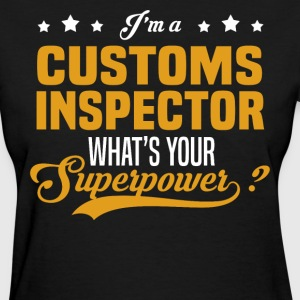 Customs Inspector - Women's T-Shirt