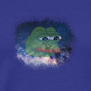 Space Pepe - Men's Premium T-Shirt