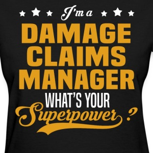 Damage Claims Manager - Women's T-Shirt
