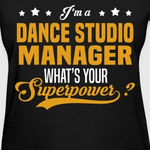 Dance Studio Manager - Women's T-Shirt
