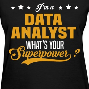 Data Analyst - Women's T-Shirt