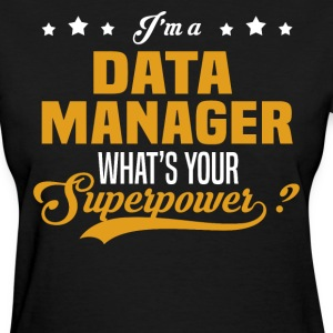 Data Manager - Women's T-Shirt
