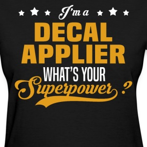 Decal Applier - Women's T-Shirt