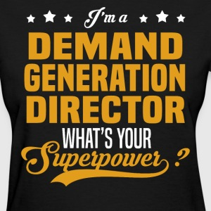 Demand Generation Director - Women's T-Shirt