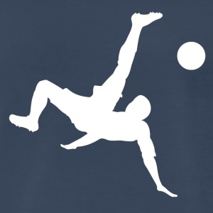 Bicycle Kick Soccer - Men's Premium T-Shirt